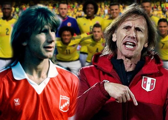 Ricardo Gareca: el ídolo del América de los Rodríguez Orejuela, que casi deja a Colombia sin el Mundial