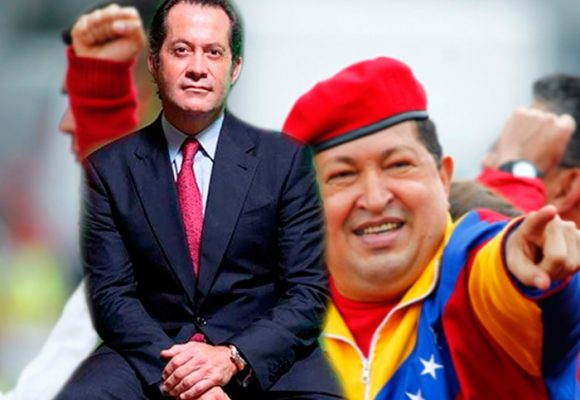 El banquero venezolano que se hizo millonario con la revolución Bolivariana