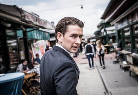 Sebastian Kurz, un ultraconservador de 31 años llega a la cúspide en Austria