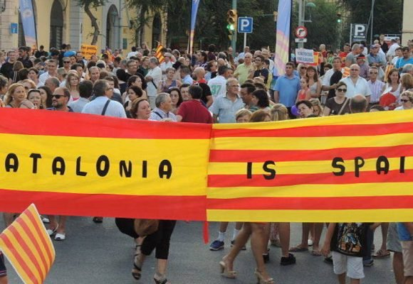 Por el bien de todos, Cataluña se queda