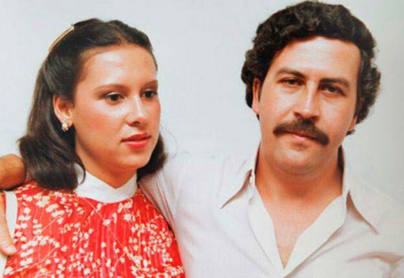 Se le acabó la fiesta en Buenos Aires a la esposa y a los hijos de Pablo Escobar
