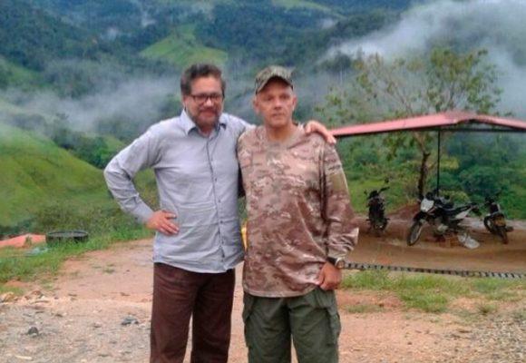 El Paisa, el duro de las Farc que va a proteger a Iván Márquez