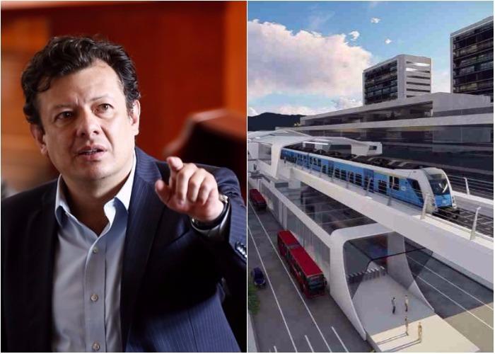 """""""Metro elevado de Peñalosa no tiene estudio de factibilidad"""": Hollman Morris"""