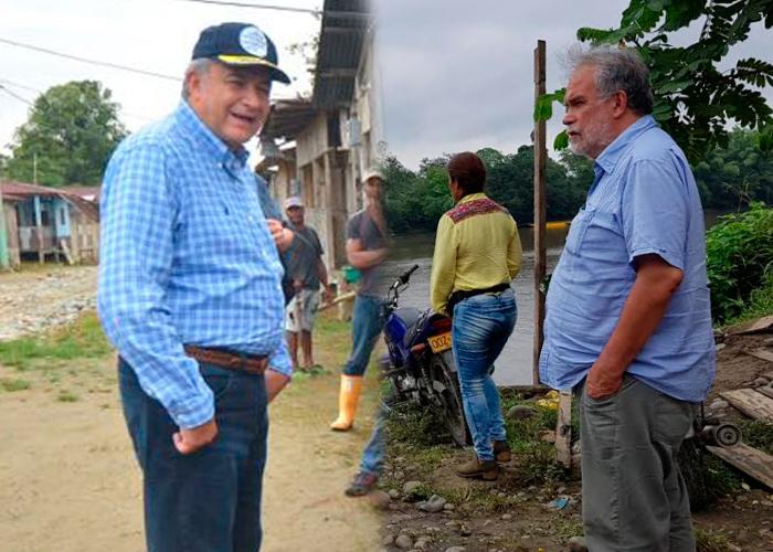 El plan de Choque con el que Naranjo busca soluciones en Tumaco