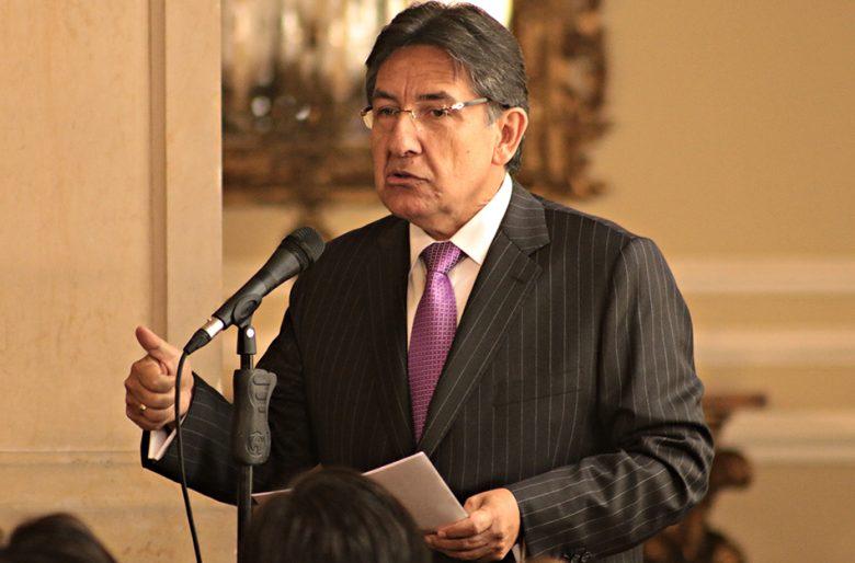 Néstor Humberto Martínez, un fiscal de bolsillo
