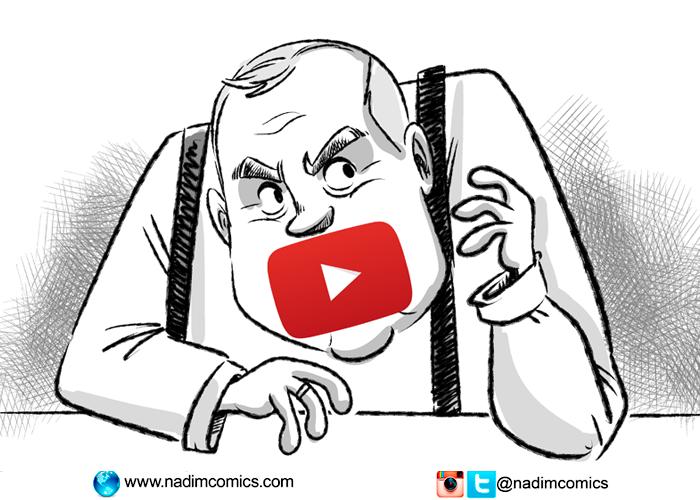 El ocaso del Youtuber