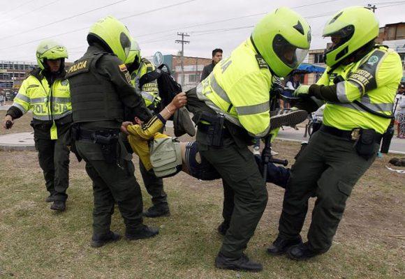El abuso policial no puede ser pan de cada día