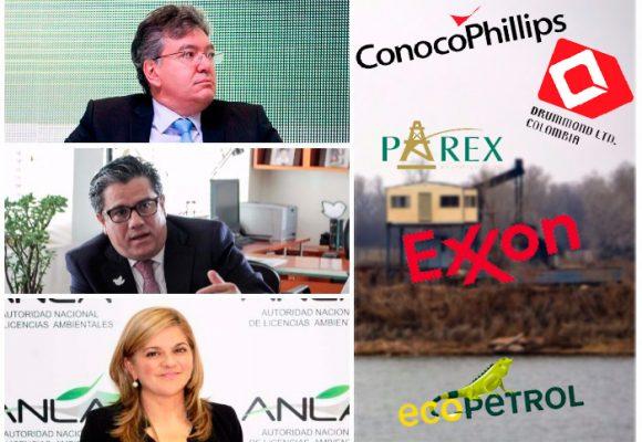 Las 5 gigantes petroleras que arrodillaron al gobierno para permitir el fracking