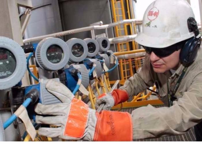 Soberanía energética colombiana en la refinación petrolera