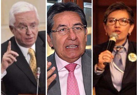 ¿A dónde apunta el debate de Jorge Enrique Robledo y Claudia López?