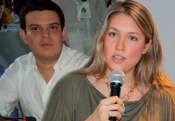 La representante Sara Piedrahita, golpeada por la corrupción de su primo Alejandro Lyons