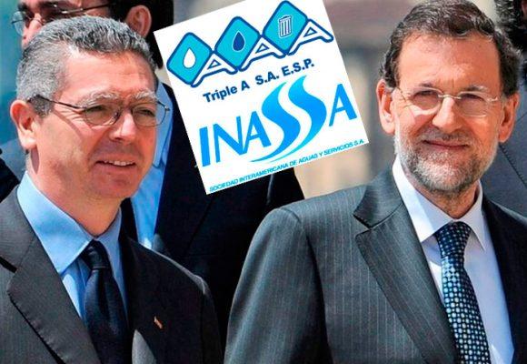El escándalo de la Triple A e Inassa salpica al poderoso político español Alberto Ruiz Gallardón