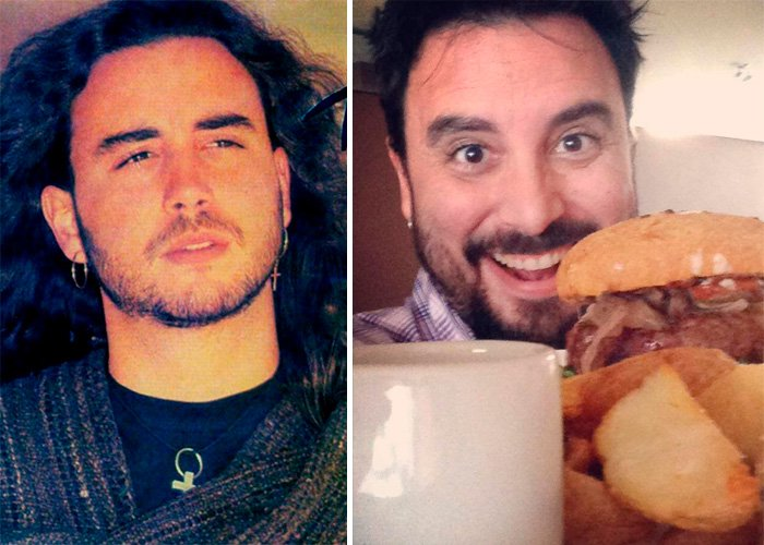 Tulio Zuloaga: el amo de las hamburguesas que era el galán de la televisión colombiana de los 90