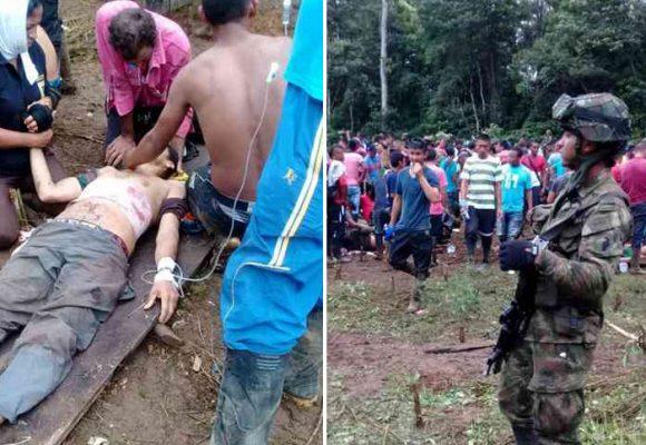 Luto en Tumaco y el Pacífico por asesinato de campesinos