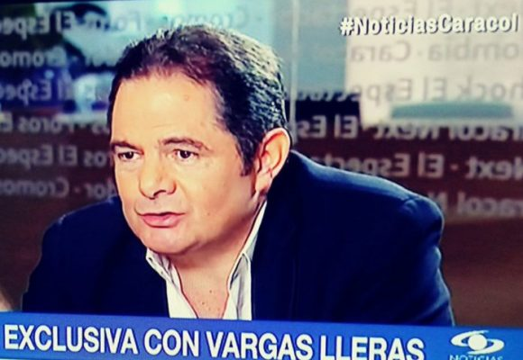 El pantano de Vargas Lleras