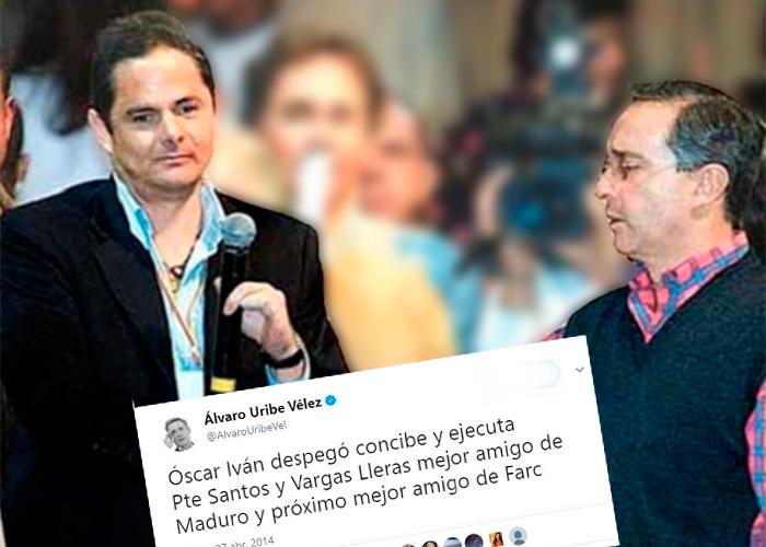 Vargas Lleras y Uribe listos a enterrar los odios del pasado para atravesársele a lo que huela a Farc
