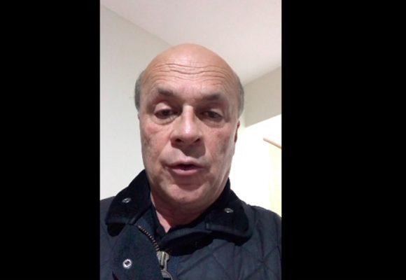 VIDEO: El prepotente Carlos Antonio Vélez le manda su mala energía a Colombia para el mundial