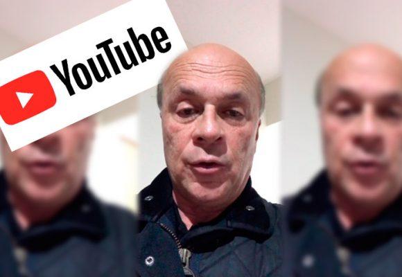 Carlos Antonio Vélez ahora se volverá un Youtuber de 60