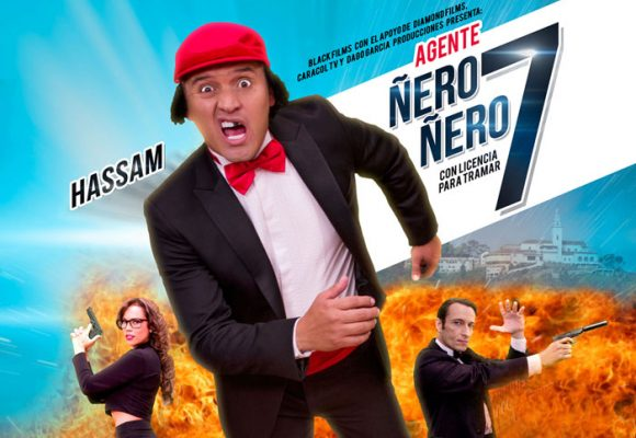 Quién dijo que Agente Ñero Ñero 7 era una desgracia para el cine colombiano