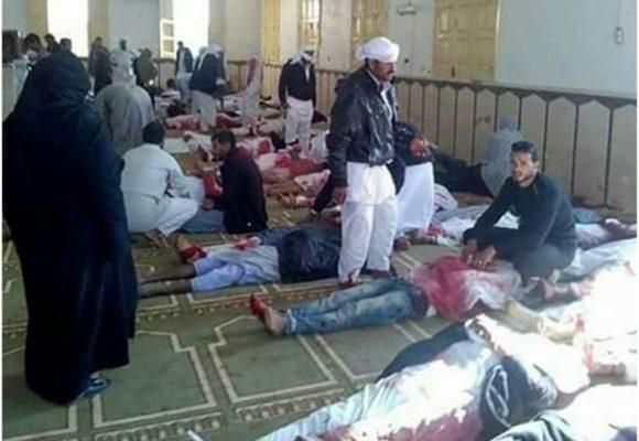 """""""Nuestra venganza será brutal"""", el presidente de Egipto amenaza a ISIS"""