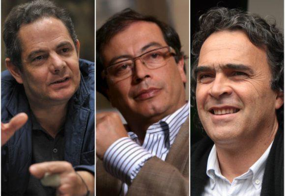 Petro por encima de Fajardo y Vargas Lleras en la última encuesta por la carrera presidencial