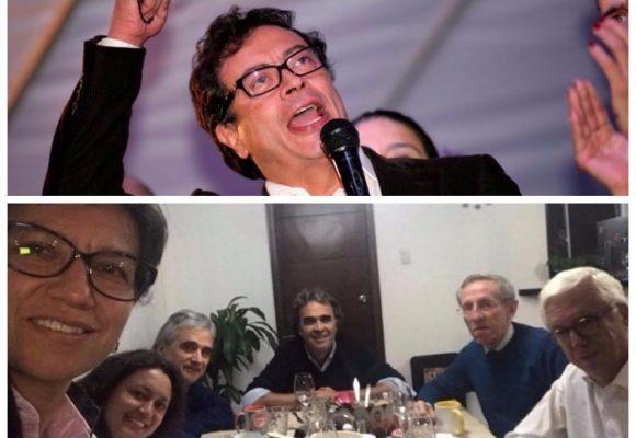 ¿Aceptarán Sergio Fajardo, Claudia López y Jorge E. Robledo la entrada de Gustavo Petro a la Coalición Colombia?