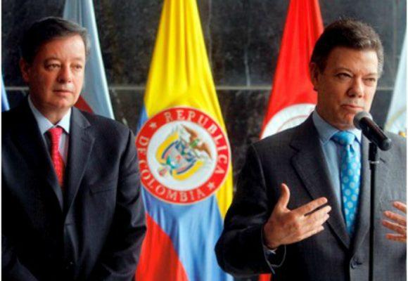 Juan Manuel Santos y Gabriel Silva, una amistad de negocios y política