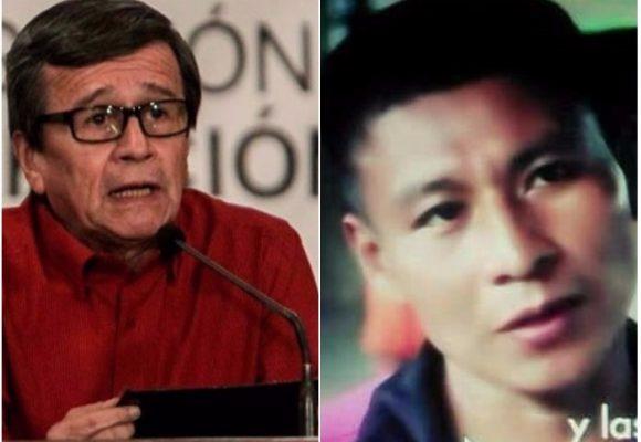 El asesinato del gobernador indígena pone a tambalear los diálogos de paz con el ELN