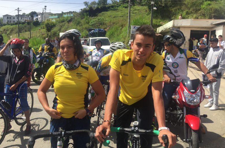 La lucha de las madres detrás de los ciclistas de Granada