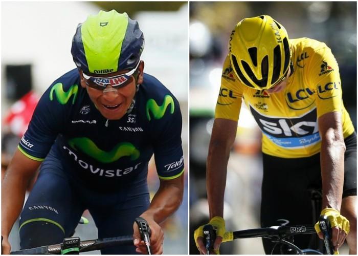El gran error de Froome que le dará el Tour de Francia a Nairo Quintana