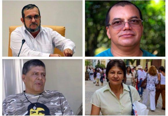 Cuatro sorpresas en las listas del partido de las Farc para el Congreso 2018