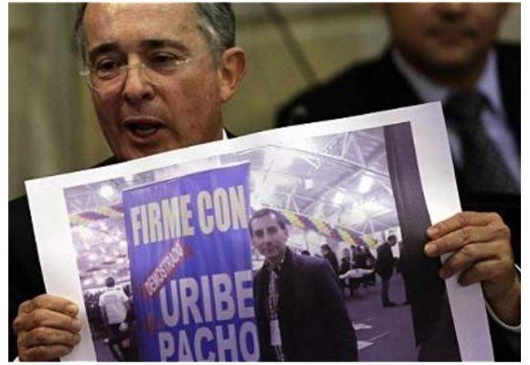 El matrimonio de Álvaro Uribe y Jimmy Chamorro después de un largo divorcio