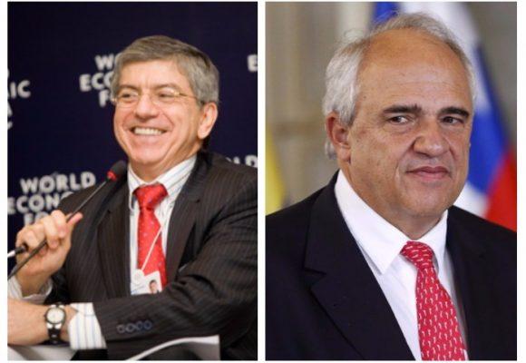 La consulta liberal también fue un pulso de los expresidentes Gaviria y Samper