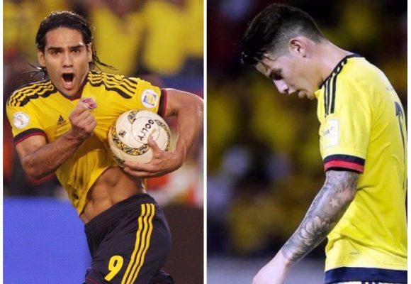 La selección Colombia es Falcao y diez más