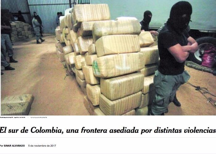 """En Tumaco """"también es la economía, estúpido"""""""