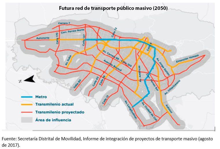 ¿Con el metro elevado Bogotá será una ciudad ejemplar a nivel mundial?