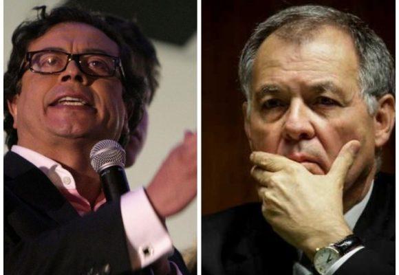 """""""Gustavo Petro asesinó colombianos, quemó el Palacio de Justicia y no pagó por sus crímenes […]"""": Alejandro Ordóñez"""