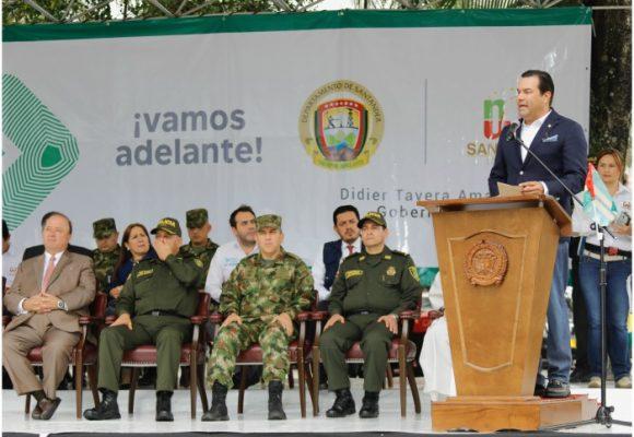 Los 10 años que lleva Santander en posconflicto