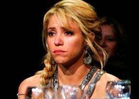 """""""Una hemorragia en mis cuerdas vocales me impide cantar"""". Shakira cancela su gira europea"""