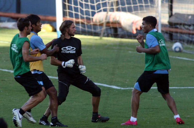 Teofilo Gutierrez no es un crack…es tan solo un patán al que odian sus compañeros