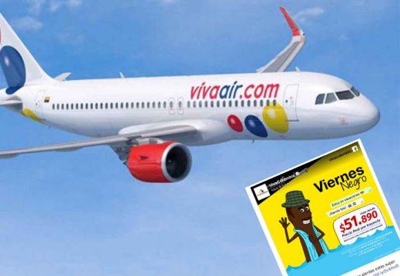 La publicidad racista de Viva Colombia