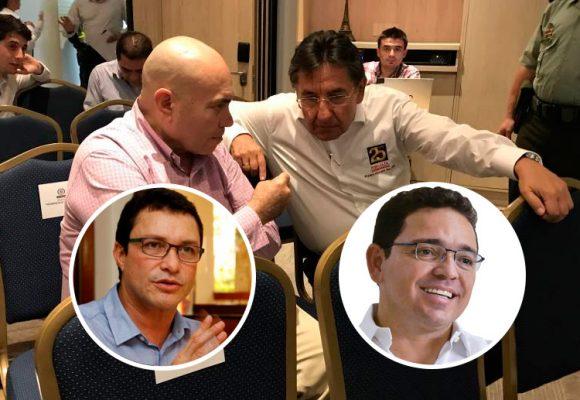 Tres cartageneros, fiscales y juez, capturaron al ex y al actual alcalde de Santa Marta