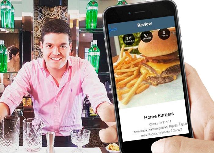 ¿No sabe qué comer? Esta app le dice cuál es la mejor comida de Bogotá