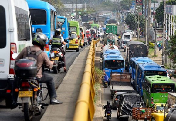 Inteligencia Artificial aplicada a la movilidad de Cali