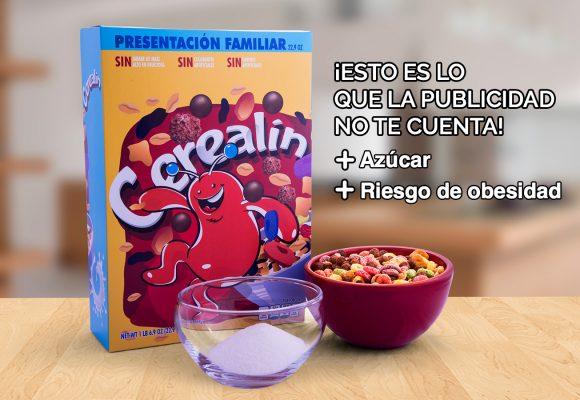 Discutamos sobre la regulación de la publicidad de comestibles ultraprocesados