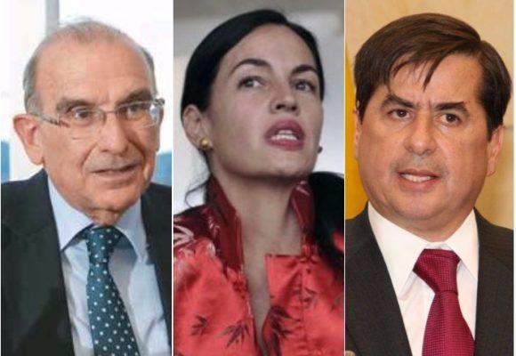 La senadora Sofía Gaviria podría lograr atajar la consulta de De la Calle y Cristo