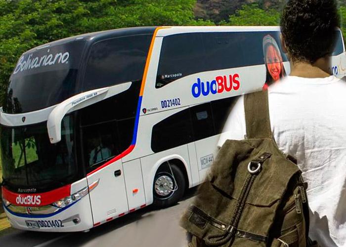 El superbus de Bolivariano que reemplazó a los aviones de Avianca durante el paro
