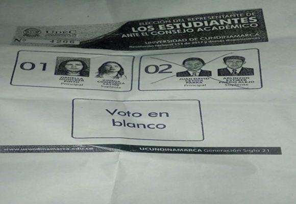 Las presuntas irregularidades en la elección al consejo académico de la U. Cundinamarca