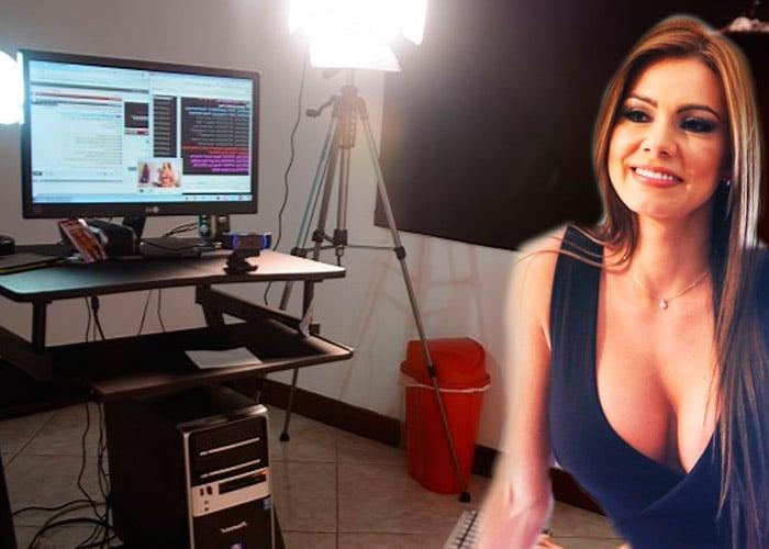 Esperanza Gómez, la matrona que manda en el negocio de las webcam en Colombia