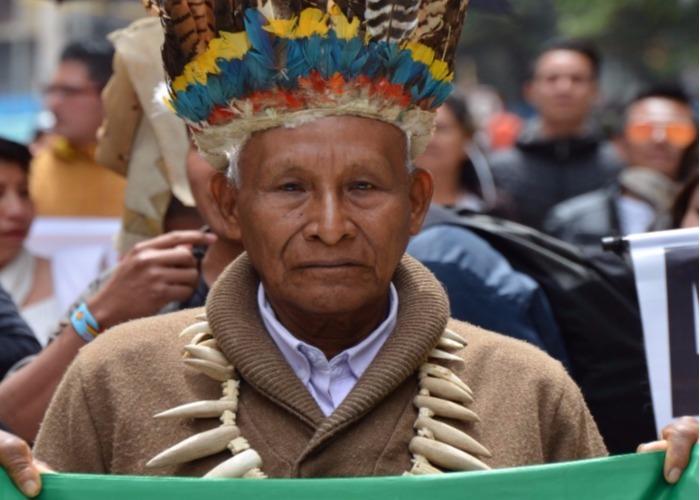 Los indígenas y la modernidad